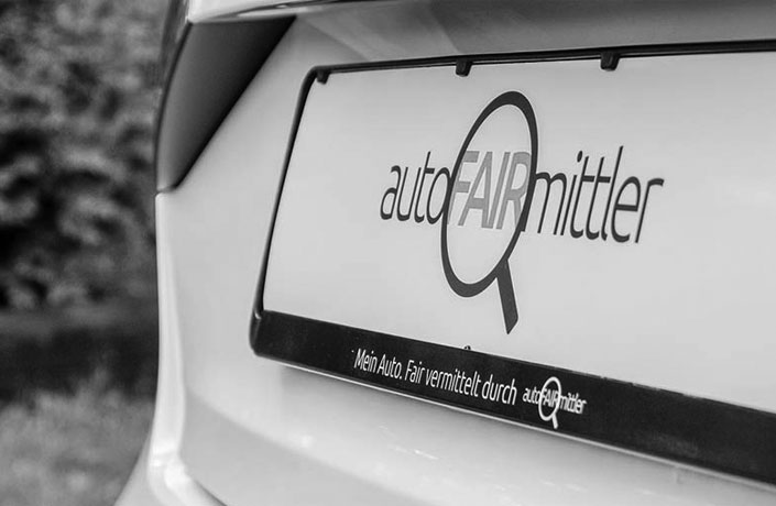 autoFAIRmittler Kennzeichen Übergabe Zulassung Service