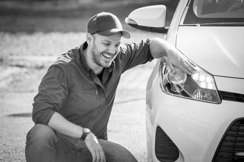 Alexander Philippowsky autoFAIRmittler Auto Makler Altes Land Auto Toyota Yaris Hybrid